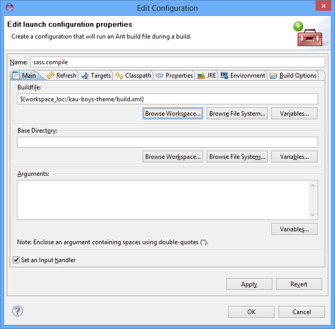 eclipse-Launch-Configuration-Main