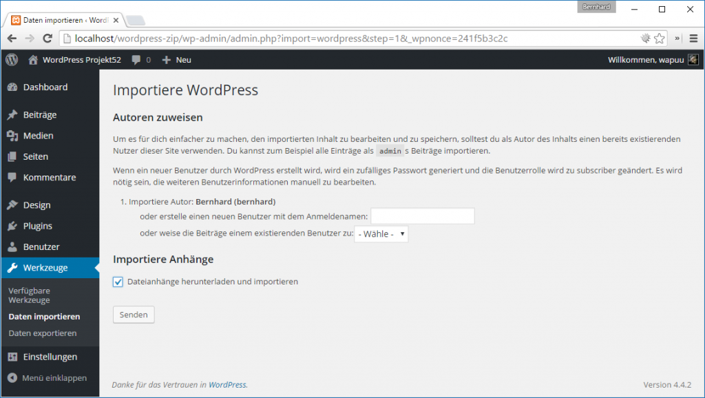 wordpress-xml-import-media