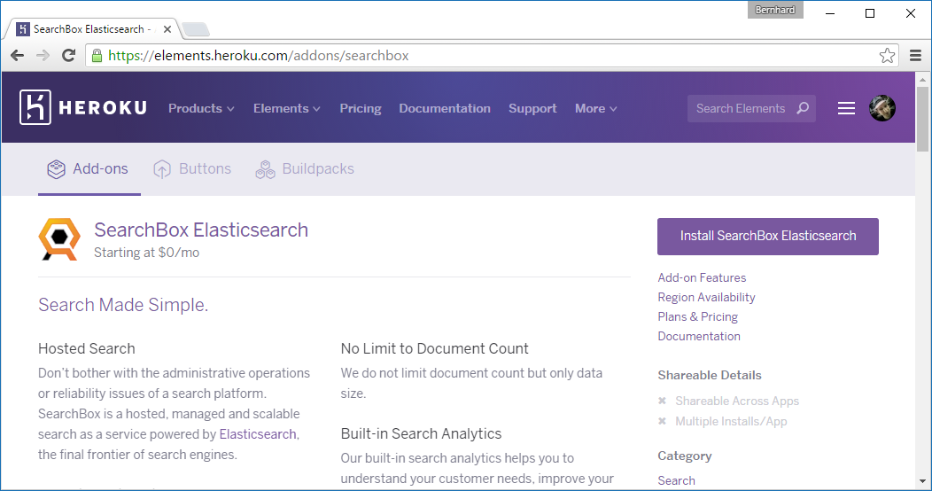 elasticsearch-heroku-add-on-searchbox